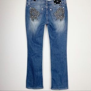 Miss Me Jeans  Bootcut Jeans Size 33 JPG0808